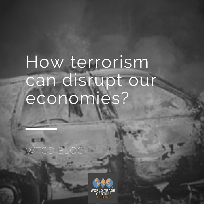 How terrorism can disrupt our economies-